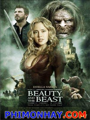 Người Đẹp Và Quái Vật Beauty And The Beast.Diễn Viên: Estella Warren,Rhett Giles,Victor Parascos,Vanessa Gray