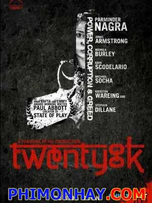 Sát Thủ Hình Xăm Twenty8K.Diễn Viên: Kaya Scodelario,Stephen Dillane,Nathalie Emmanuel