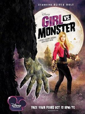 Cô Gái Và Phù Thuỷ Girl Vs. Monster.Diễn Viên: Olivia Holtkerris Dorsey