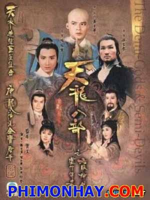 Hư Trúc Truyền Kỳ - The Demi Gods & Semi Devils Việt Sub (1982)