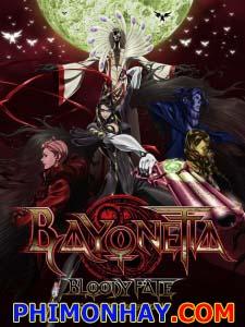 Bayonetta: Bloody Fate - Bayonetta Bloodyfate