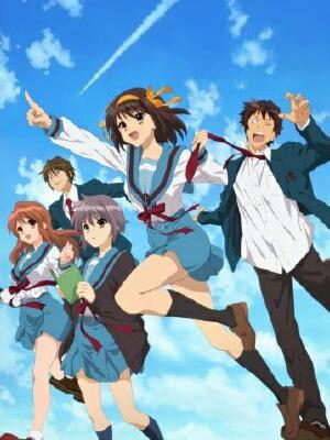 Suzumiya Haruhi No Yuuutsu Nỗi Phiền Muộn Của Suzumiya Haruhi.Diễn Viên: Kyon,Asahina Mikuru,Koizumi Itsuki,Nagato Yuki,Suzum