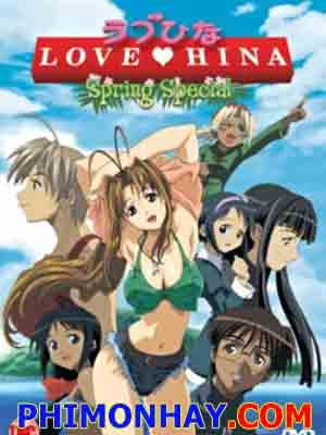 Kimi Sakura Chiru Nakare!! Love Hina Spring Movie.Diễn Viên: Haru Special