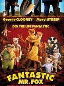 Gia Đình Nhà Cáo Fantastic Mr Fox.Diễn Viên: George Clooney,Meryl Streep,Bill Murray
