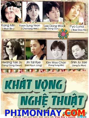 Khát Vọng Nghệ Thuật Kwangki.Diễn Viên: Won Bin,Lee Dong Gun,Choi Kang Hee,Kim Hyun Jung,Yang Dong Geun,Bae Doo Na,Kang Sung Min,Jang Su