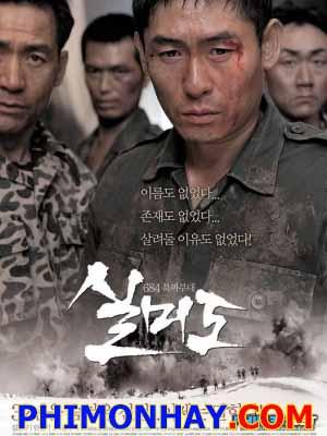 Biệt Đội Ám Sát Silmido.Diễn Viên: Sung Kee Ahn,Kyung Gu Sol,Jun Ho Heo,Jae Yeong Jeong