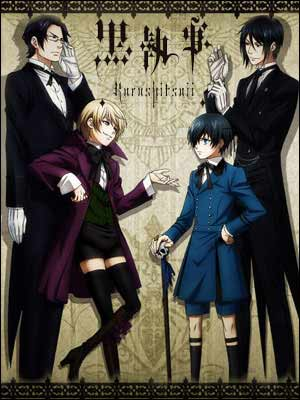 Hắc Quản Gia Ss2: Kuroshitsuji Ss2 Black Butler 2: Kuroshitsuz 2.Diễn Viên: Frontier Works,Media Factory,Movic,At,X,White Fox,Kadokawa Pictures Japan,Mages