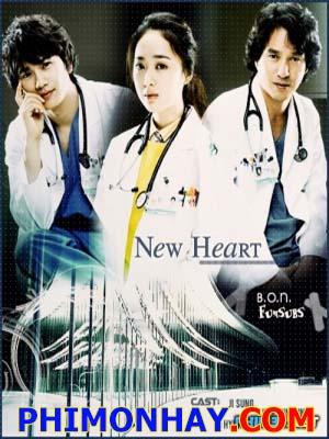 Trái Tim Nhân Ái New Heart.Diễn Viên: Ji Sung,Kim Min Jung