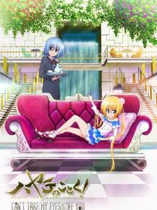Chàng Quản Gia Phần 3 Hayate No Gotoku Season 3.Diễn Viên: Hayate The Combat Butler,Cant Take My Eyes Off You