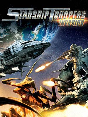 Quái Vật Vũ Trụ - Starship Troopers: Invasion