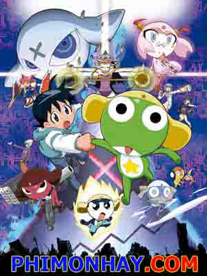 Chou Gekijouban Keroro Gunsou Shinkai No Princess De Arimasu.Diễn Viên: Frontier Works,Media Factory,Movic,At,X,White Fox,Kadokawa Pictures Japan,Mages