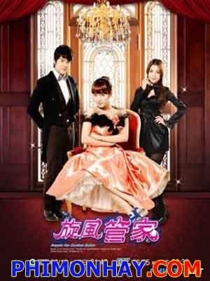 Chàng Quản Gia Hayate The Combat Butler.Diễn Viên: Hồ Vũ Uy,Park Shin Hye