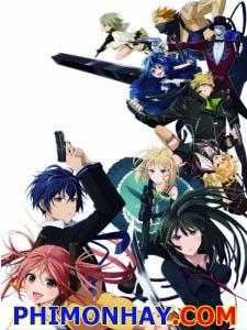 Black Bullet ブラック・ブレット, Burakku Buretto.Diễn Viên: Kôdai Asaka,Sei Ashina,Tomoharu Hasegawa