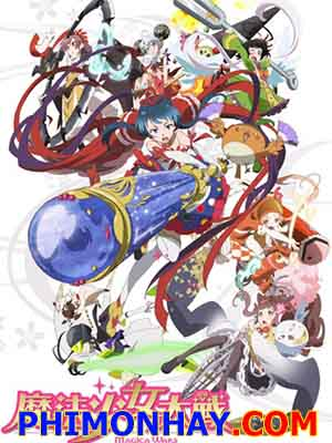 Mahou Shoujo Taisen Magica Wars.Diễn Viên: Edward Norton,Jessica Biel And Paul Giamatti