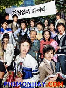 Gia Đình Là Số Một The Unstoppable High Kick.Diễn Viên: Park Min Young,Shin Ji,Choi Min Yong,Seo Mi Jeong,Kim Hye Seong