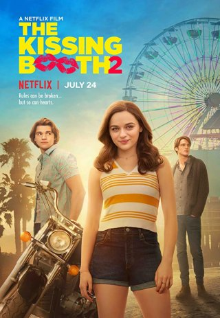 Bốt Hôn 2 The Kissing Booth 2