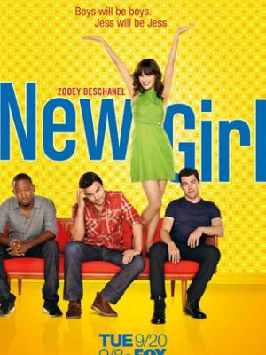 Cô Gái Kỳ Quặc Phần 2 New Girl Season 2.Diễn Viên: Zooey Deschanel,Jake Johnson,Max Greenfield,Hannah Simone,Lamorne Morris