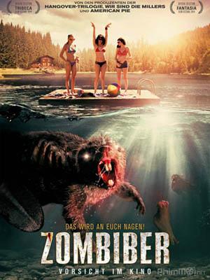 Xác Sống Hải Ly: Zombiber - Đầm Lầy Chết Chóc: Zombeavers