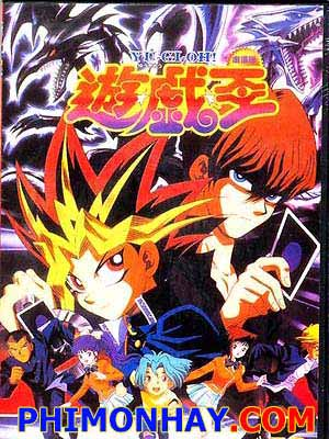 Yu-Gi-Oh! The Movie - War Of Dragons! Yugioh Việt Sub (1999)