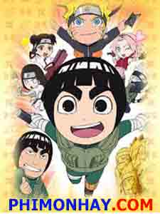 Rock Lee No Seishun Full Power Ninden - Naruto Sd: Rock Lees Springtime Of Youth