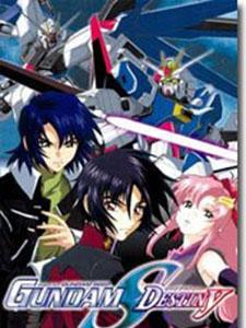 Kỷ Nguyên Vũ Trụ Kidou Senshi Gundam Seed Destiny.Diễn Viên: Shinsuka