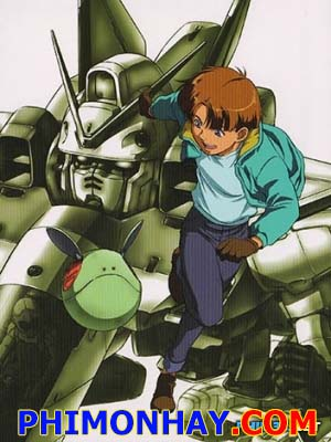 Mobile Suit V Gundam - Kidou Senshi Victory Gundam