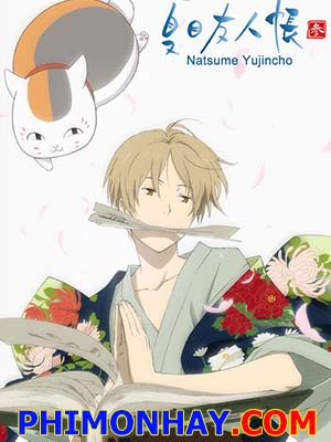 Natsume Yuujinchou San Natsumes Book Of Friends Three