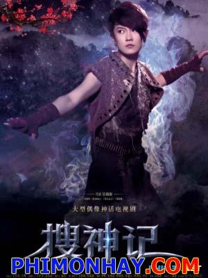 Truyện Tìm Thần - Sou Shen Ji