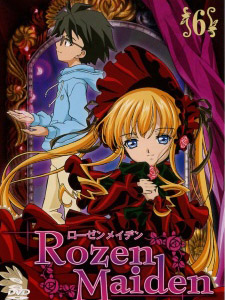 Rozen Maiden Ss1 ローゼン・メイデン.Diễn Viên: Hayate The Combat Butler,Cant Take My Eyes Off You
