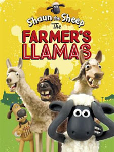 The Farmers Llamas - Shaun The Sheep: Lạc Đà Siêu Quậy