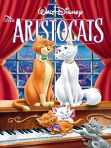 The Aristocats Gia Đình Mèo Quý Tộc Mèo.Diễn Viên: Edward Norton,Jessica Biel And Paul Giamatti
