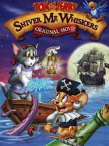 Nỗi Sợ Hãi Của Tom - Tom And Jerry In Shiver Me Whiskers