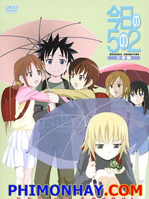 Kyou No Go No Ni Ova - Today In Class 5-2