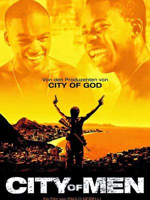 Thành Phố Của Đàn Ông City Of Men: Cidade Dos Homens.Diễn Viên: Douglas Silva,Darlan Cunha,Jonathan Haagensen