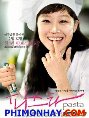 Hương Vị Tình Yêu Pasta.Diễn Viên: Lee Sun Gyun,Gong Hyo Jin,Alex Chu,Honey Lee,Lee Hyung Chul,Kim Dong Hee