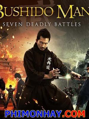 Tay Kiếm Huyền Thoại Bushido Man.Diễn Viên: Mitsuki Koga,Yoshiyuki Yamaguchi,Masanori Mimoto