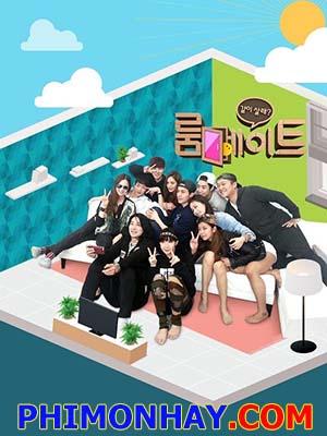Bạn Trọ Roommate.Diễn Viên: Chanyeol,Park Bom,After School'S Nana,Lee Dong Wook,Park Min Woo,Seo Kang Joon,Hong Soo Hyun