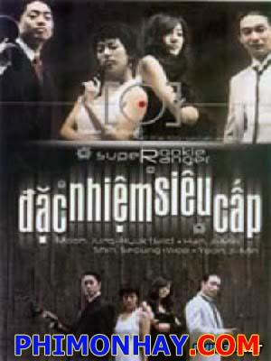Đặc Nhiệm Siêu Cấp - Korea Secret Agency Việt Sub (2006)