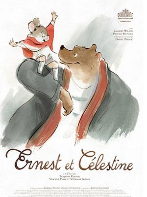 Tình Bạn Gấu Và Chuột Ernest And Celestine