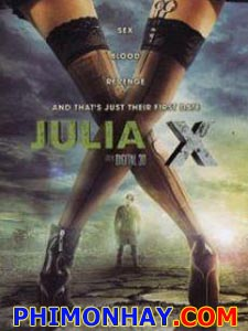 Cô Nàng Dị Nhân X - Julia X