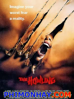 Tiếng Sói Hú The Howling.Diễn Viên: Dee Wallace,Patrick Macnee,Dennis Dugan