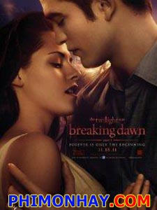 Chạng Vạng 4: Hừng Đông 1 - The Twilight Saga 4: Breaking Dawn 1 Việt Sub (2011)