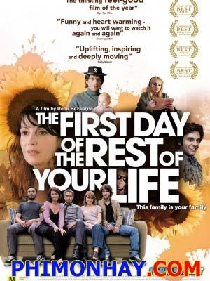 Ngày Đầu Của Phần Đời Còn Lại The First Day Of The Rest Of Your Life.Diễn Viên: Jacques Gamblin,Zabou Breitman,Déborah François,Marc André Grondin