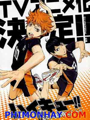 Haikyuu!! - High Kyuu!!