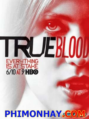 Thuần Huyết 5 True Blood 5.Diễn Viên: Anna Paquin,Stephen Moyer,Ryan Kwanten