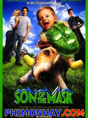 Đứa Con Của Mặt Nạ - Son Of The Mask Việt Sub (2005)