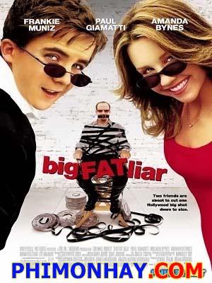 Vua Nói Dối - Big Fat Liar Việt Sub (2002)