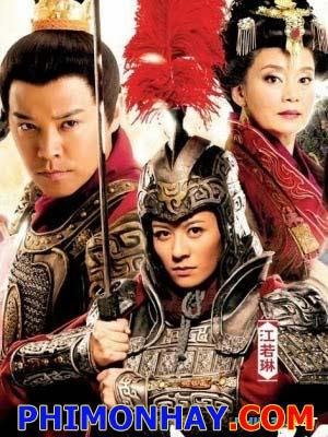 Nữ Đại Tướng Quân Mulan.Diễn Viên: Giang Nhược Lâm,Viên Hoằng,Trần Tư Thành,Phan Hồng