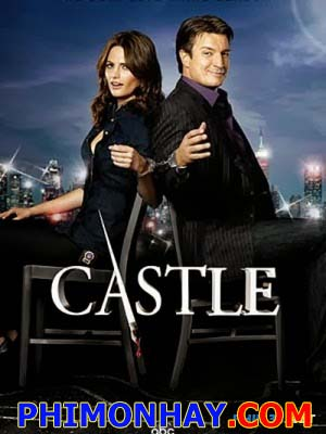 Nhà Văn Phá Án Phần 3 Castle Season 3.Diễn Viên: Nathan Fillion,Stana Katic,Susan Sullivan