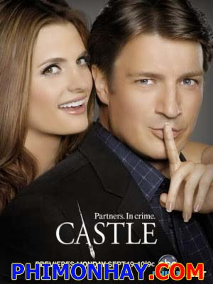 Nhà Văn Phá Án Phần 4 Castle Season 4.Diễn Viên: Nathan Fillion,Stana Katic,Susan Sullivan